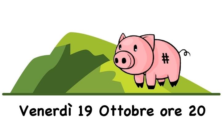 """immagine promozionale serata """"il maiale e l'oltrepò"""""""