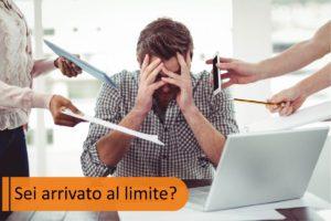 Immagine promozionale contro lo stress