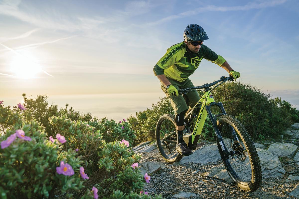 Tour in bici a Cà del Monte