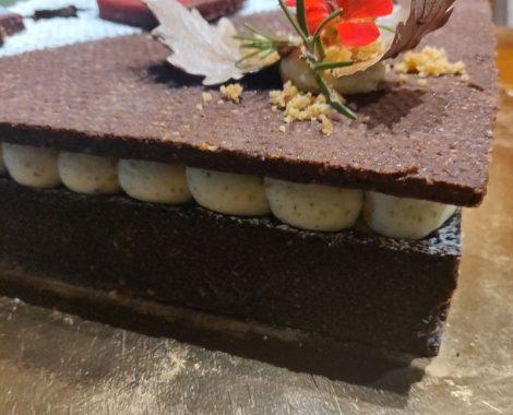 Torta brisé e frangipane